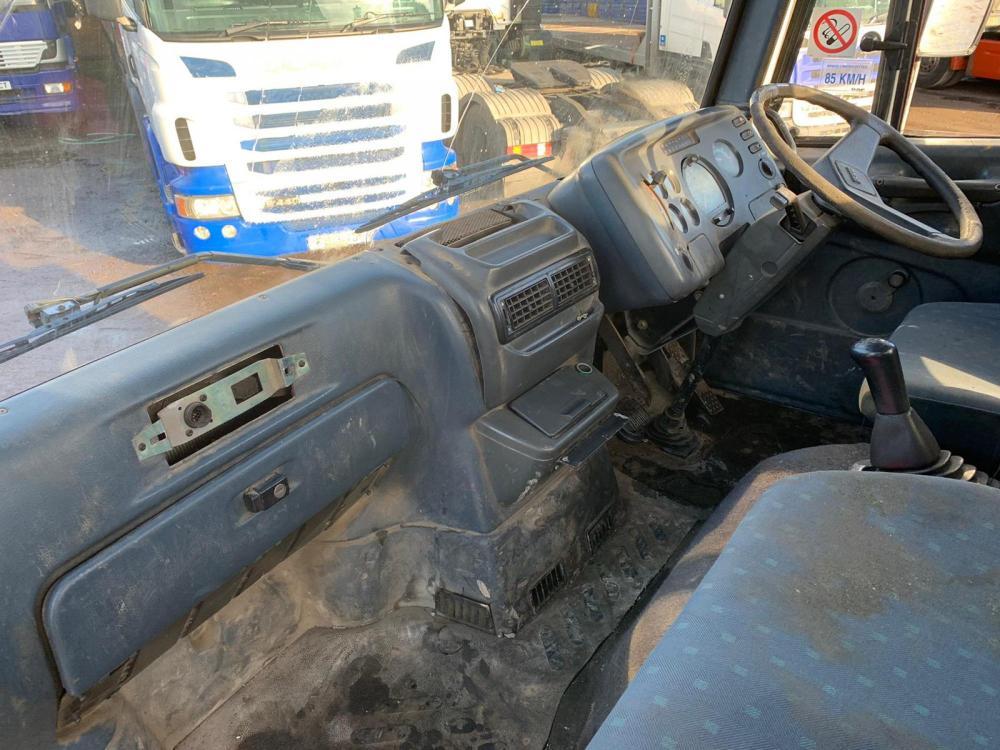 daf 55 180 18t steel suspension mechanical fuel pump 1998