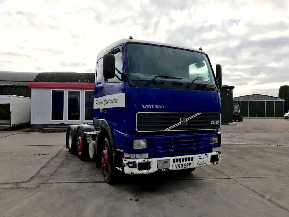 volvo fh manual gearbox