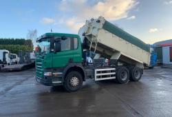 Scania<br>P310 10 Tyre Tipper 8-Speed Manual Gearbox 2006 06 Reg