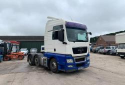 Man<br>TGX 26.440 6x2 Midlift Axle Tractor Unit 2009 09 Reg