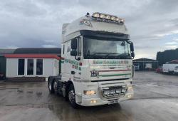 Daf XF105.460<br>Super Space 16-Speed ZF Manual Gearbox 2010 10 Reg