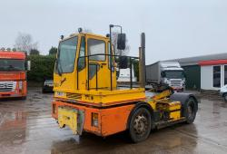 Tugmaster<br>Douglas Shunter Volvo Engine Automatic Gear Change