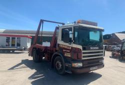 Scania 94 220<br>Mechanical Fuel Pump 8-Speed Manual Gearbox 1998 R Reg