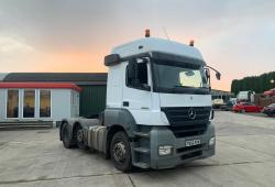 Mercedes<br>Axor 2543 6x2 Midlift Axle Manual Gearbox 2007 56 Reg