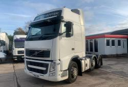 Volvo<br>FH460 6x2 Midlift Axle Sliding 5th Wheel 2010 60 Reg