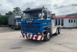 Scania 113.360<br>6x4 Recovery Truck 10-Speed Manual Gearbox K Reg