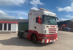Scania R440<br>6x2 Midlift Axle, 12-Speed Manual Gearbox 2011 11 Reg