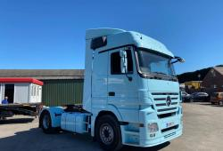 Mercedes Actros<br>1844 Double Bunk Sleeper Excellent Condition 2008 58 Reg