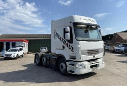 Renault<br>Premium 460 Dxi 6x2 Midlift Axle Sliding 5th Wheel 2010 10 Reg