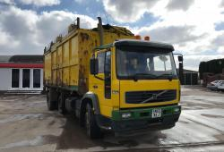 Volvo<br>FL220 Tipper Refuse Side & Rear Loader  2005 55 Reg