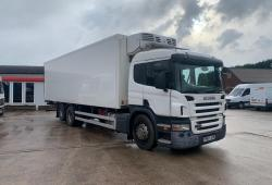 Scania P310<br>Fridge Truck Thermo King Unit Manual Gearbox 2007 07 Reg