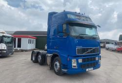 Volvo FH520<br>Globetrotter Full Air Deflector Kit 6x2 Midlift Axle 2007 57 Reg