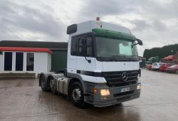 Mercedes<br>Actros 2546 Long Distance Cab Clutch Pedal 2008 58 Reg