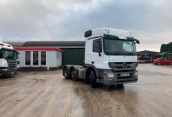 Mercedes MP3<br>Actros 2544 Long Distance Cab Clutch Pedal 2009 59 Reg