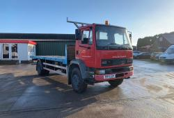 Daf 55.180<br>18t Steel Suspension Mechanical Fuel Pump 1998 R Reg