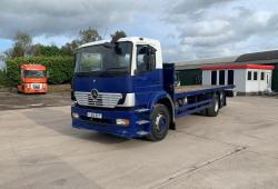 Mercedes<br>Atego 2528 6x2 RearLift Axle Manual Gearbox 2003 03 Reg