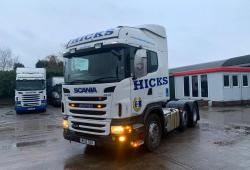 Scania G440<br>Highline 6x2 Midlift Axle Sliding 5th Wheel 2012 12 Reg