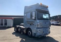 Daf XF105.510<br>Superspace Cab 12-Speed Manual Gearbox 2013 63 Reg