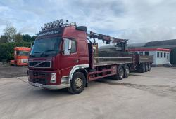 Volvo FM12 420<br>12-Speed Manual Gearbox Brick Lorry and Trailer 2004 04 Reg