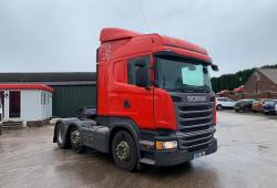 Scania R440<br>Highland 6x2 Midlift Axle Air Deflector Kit 2014 14 Reg
