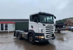 Scania R420<br>12-Speed Manual Gearbox 6x2 Rear Lift Axle 2006 06 Reg