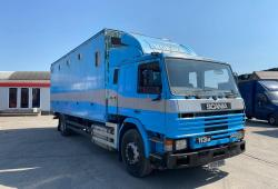 Scania<br>113 320 Sleeper Cab Manual Gearbox Box Body 1995 N Reg