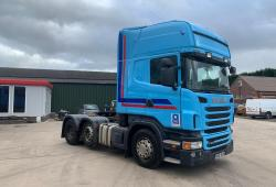 Scania<br>R480 12-Speed 3 Pedal Opticruise Gearbox 2010 10 Reg