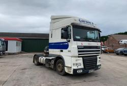 Daf<br>XF105.410 4x2 Space Cab Full Air Deflector Kit 2007 07 Reg