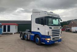 Scania<br>R440 12-Speed 3 Pedal Opticruise Gearbox 2013 13 Reg