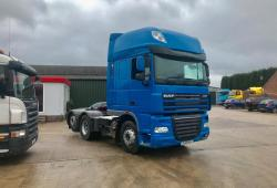 Daf XF105.460<br>Superspace Cab 12-Speed Manual Gearbox 2013 13 Reg