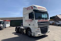 Daf<br>XF105.460 Superspace 6x2 Midlift Axle 2011 61 Reg