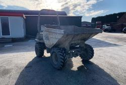 Benford 3000<br>4WD Front Tip Dumper, Recently New Tyres Year : 2006
