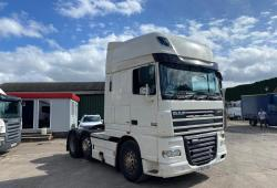 Daf<br>XF105.460 Superspace Cab 6x2 Midlift Axle 2008 57 Reg