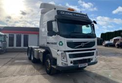Volvo Fm460<br>Globetrotter Cab 6x4 Double Diff 2012 12 Reg Choice of 3
