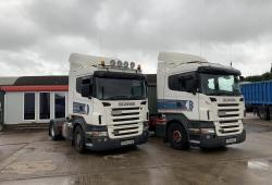 Scania R380 4x2<br>Tractor Unit 12-Speed Manual Gearbox Choice 2006 06 Reg