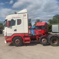 Scania R440 6x2 Midlift Axle, 12-Speed Manual Gearbox 2011 11 Reg