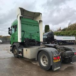 Scania R420 HighLine Cab MOT UNTIL FEB 2019 2005 55 Reg