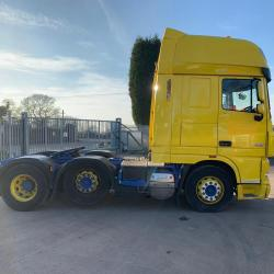 Daf XF105.460 Superspace 6x2 Midlift Axle 2010 10 Reg