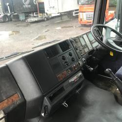 Erf ECS6 4x2 Manual Gearbox Curtainsider Body 2002 02 Reg