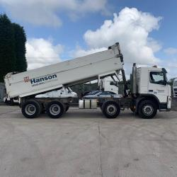 Volvo FM400 8x4 Tipper 8-Speed Manual Gearbox 2008 08 Reg