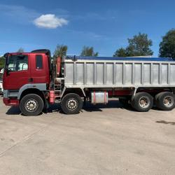 Foden Alpha 3000 Sleeper Cab Agg Tipper Body ZF Manual Gearbox 2003 03 Reg