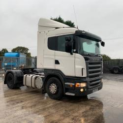 Scania R420 4x2 12-Speed 3 Pedal Opticruise Gearbox 2008 58 Reg