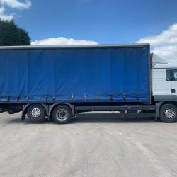 MAN TGA 26.324 Sleeper Cab 6x2 Rear Lift Axle 2007 07 Reg