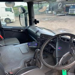 Scania P365 8x4 Tipper Body 8-Speed Manual Gearbox 2010 10 Reg