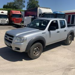 Ford Ranger Crew Cab Manual Gearbox 4x4 2008 08 Reg