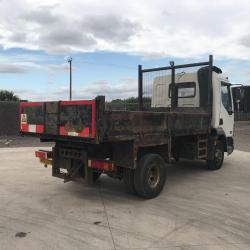 Daf LF45.150 Steel Bodied Tipper Manual Gearbox 2005 05 Reg