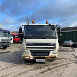 Daf CF75.250 6x2 Midlift Axle Cab and Chassis 2007 07 Reg