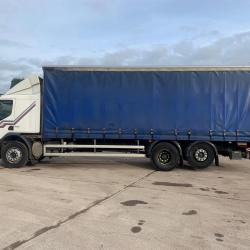VOLVO FE320 6x2 Rear Lift Axle Manual Gearbox 2008 57 Reg