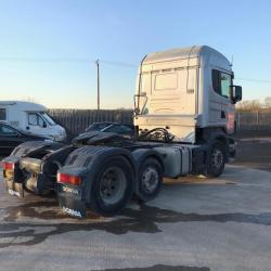 Scania R420 6x2 Midlift Axle 12-Speed Opticruise Gearbox 2006 06 Reg
