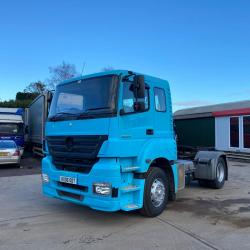 Mercedes Axor 1840 8-Speed Manual Gearbox Sliding 5th Wheel 2006 06 Reg